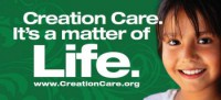 Creation Care is Truly a Matter of Life